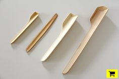 SELCE hand-crafts kitchen utensils from natural bamboo