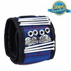 Aoxsen Strong Powerful Magnetic Wristband Tool Holder Bag... https://www.amazon.co.uk/dp/B01MF5ZBIT/ref=cm_sw_r_pi_dp_x_G6GcAb88PH8MT