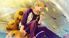 React! Magical Halloween Event - Harukawa Sora