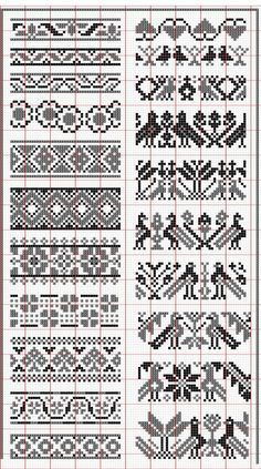 Elegant fair isle knitting patterns no floss numbers, but will be fun to mix and match colors. fair isle knitting patternsfair … HUNSCMH – Crochet and Knit Elegante Fair-Isle-Strickmuster haben keine Floss-Nummern, werden aber … Tejido Fair Isle, Punto Fair Isle, Motif Fair Isle, Fair Isle Chart, Fair Isle Pattern, Fair Isle Knitting Patterns, Knitting Charts, Knitting Socks, Knit Patterns
