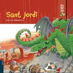 """""""Sant Jordi"""", d'Elena Ferro. Il·lustracions de Subi."""