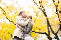 Image result for autumn leaves engagement photos