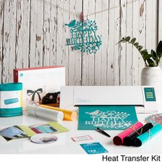 Silhouette Cameo 2 Electronic Cutting Machine Bundle + Bonus $25 Gift Card + Basic Starter Kit + Accessories