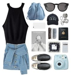 goddess by jesicacecillia on Polyvore featuring polyvore, fashion, style, Abercrombie & Fitch, Vans, Meckela, Royce Leather, Pieces and Monki