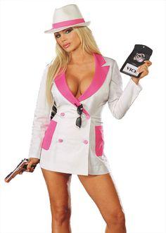 women's costume: vicky vice