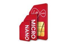 Virgin 3 in 1 SIM Pack. | Eeseeagans Online on WeShop Sims Packs, Micro Nano, Virgin Media, Best Sims, Ebay, Cards, Mobile Phones, Accessories, Products