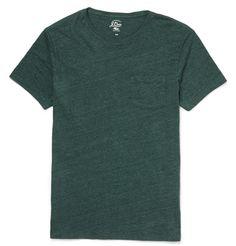 J.Crew - Cotton-Jersey T-Shirt  MR PORTER