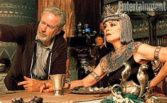 """Sigourney Weaver and Sir Ben Kingsley play people from Ancient Egypt in """"Exodus: Gods and Kings"""""""