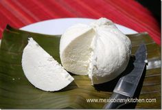 How to Make (Queso Fresco) Mexican Fresh Cheese By Mexico in My Kitchen