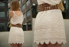 Schemes crocheted skirts, shorts, pants crochet and knitting »Page 3Lots of Schemes on this site