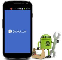 Este es un tutorial para instalar y configurar la aplicación Outlook en móviles Android