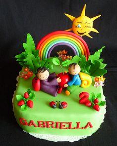 Kati's cakes: Bogyo si Baboca nr.3 sau 4? 2nd Birthday, Birthday Cakes, Fondant, Birthdays, Lily, Christmas Ornaments, Holiday Decor, Food, Google