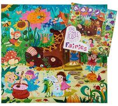 Fairy garden floor puzzle - hardtofind.