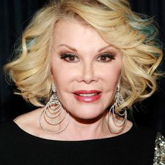 Joan Alexandra Molinsky, known as Joan Rivers, was an American actress, comedian, writer, producer, and television host noted for her often controversial comedic persona—where she was alternately ...  Born: June 8, 1933, Brooklyn, New York City, New York, United States Died: September 4, 2014, New York City, New York, United States Buried: September 2014, Forest Lawn Memorial Park, Hollywood Hills, California, United States Children: Melissa Rivers Spouse: Edgar Rosenberg (m. 1965–1987)