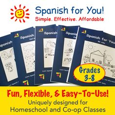 Breaking the barrier use coupon code osm10 to receive 10 off our a spanish for homeschool co op classes grades 3 8 fun fandeluxe Image collections