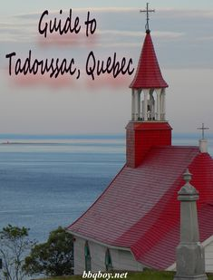 Guide to Tadoussac, Quebec. Tadoussac is our favorite town in the whole province of Quebec. It is situated on the north coast of the St. Saguenay Quebec, East Coast, North Coast, Canadian Travel, St Lawrence, Slow Travel, Whale Watching, Fine Dining, 6 Years