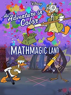An Adventure In Color  Mathmagic Land * Check out this great product.