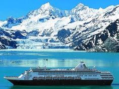 Alaskan Cruise-still need to do this - Dylan's arrival in this world was our cruise