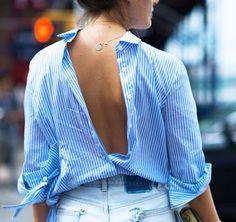GlamSide: Damska koszula w stylizacji na 7 sposobów!