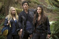 Clarke and the blakes