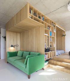 Квартира-квест: новый жанр в проектировании интерьеров