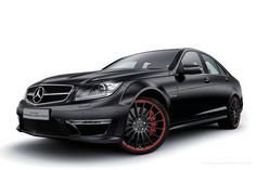 New Mercedes-Benz C63 AMG Performance Studio Edition is for Japan Only