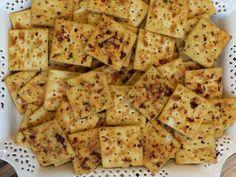 Fire Crackers Recipe | Baking optional.
