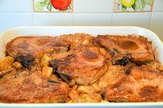Mennonite Girls Can Cook: Pork Chop Casserole