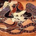 Typhon | Greek vase painting