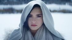 I'm watching Stone Cold (Official Video) by Demi Lovato