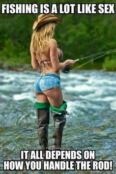 Gone fishing sex
