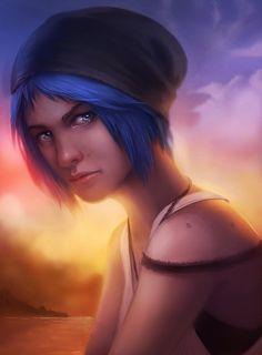 Life is Strange - Chloe Price by lepyoshka.deviantart.com on @DeviantArt