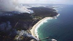 NSW Australia Spring 2013 bush fires
