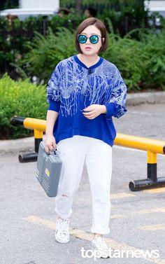 [HD포토] 김숙 공구박스 들고 온 숙크러쉬 #topstarnews