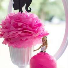 Vintage Barbie Birthday Party Ideas | Photo 1 of 22 | Catch My Party