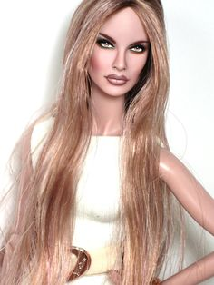 Fashion Royalty Integrity OOAK Rare Appearance Dania Zarr repaint reroot by Claudia on ebay http://www.ebay.com/itm/Fashion-Royalty-Rare-Appearance-Dania-Zarr-ooak-repaint-reroot-by-Claudia-/122503158878?hash=item1c85c1dc5e:g:6fwAAOSw9OFZHd89
