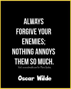 Funny and inspirational forgiveness quotes by famous people. Follow us for more awesome quotes: https://www.pinterest.com/bmabh/, https://www.facebook.com/bmabh.