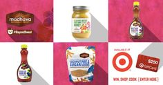 Enter to win a $250 Target Gift Card from Madhava! ARV: $250 [US Only, 18+, Single Entry, Ends March 31, 2016] Enter to Win Good luck! Share the love!