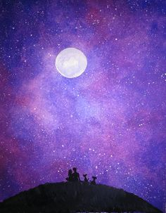 Watercolor galaxy - # - Galaxis - Space Everything Galaxy Painting Acrylic, Watercolor Galaxy, Watercolor Paintings, Watercolour, Galaxy Drawings, Art Drawings, Watercolor Landscape, Landscape Paintings, Underwater Cartoon