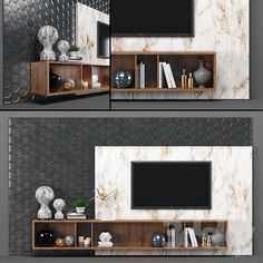 models: Other - Tv unit design Living Areas Tv Unit Decor, Tv Wall Decor, Wall Decor Design, Living Room Tv Unit Designs, Interior Design Living Room, Wall Tv Stand, Small Loft Apartments, Lcd Panel Design, Modern Tv Wall Units