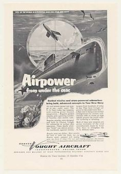 missiles 1950s | Vintage Military, War and Army Recruiting Ads of the 1950s (Page 3)