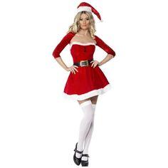 Santa dresses for women images