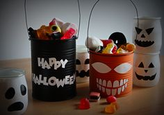 Diy Halloween, Bonbon Halloween, Hallowen Party, Halloween Treats, Happy Halloween, Halloween Decorations, Dinosaur Party, 1st Birthday Parties, Easy Diy