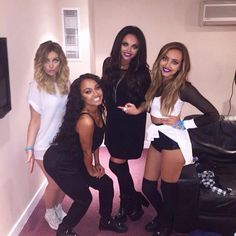 Little Mix are crazy