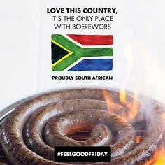 We ♥ South Africa! #feelgoodfriday