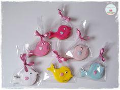 Birds Cookies