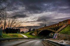 Gonnet puente de 19. La plata. bs as. Argentina