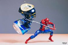Action Toys Come To Life In Stunning Images By Japanese Photographer