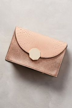 Meli Melo Shimmerscale Clutch #anthrofave