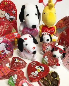 Valentine's Day Snoopy!